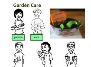 Social Emotional Gardening Tool Set with Seeds