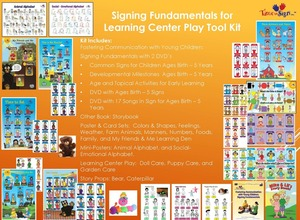 New Signing Fundamentals with Learning Center Play Toolkit