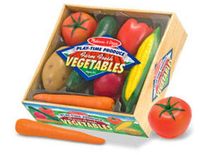 Play Time Produce Vegetable Set