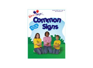 School Age Sign Language Theme Based Curriculum Common Signs Module