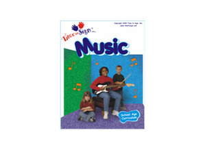 School Age Sign Language Theme Based Curriculum Music Module