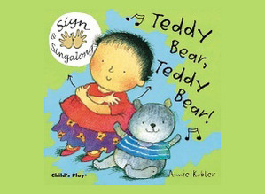 Hands on Song Teddy Bear Teddy Bear Board Book