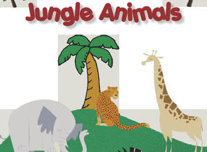 We See Jungle Animals Sign Language Story